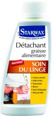 Détachant Starwax detachant graisse alimentaire