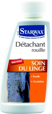 Détachant Starwax detachant rouille 100ml