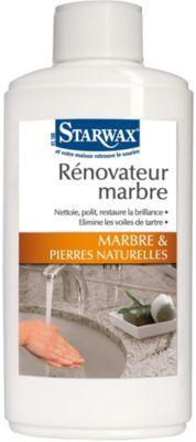 Nettoyant Starwax RENOVATEUR DE BRILLANCE MARBRE 250ML