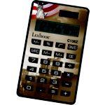 Calc-4OP LEXIBOOK Calculatrice 10 chiffr