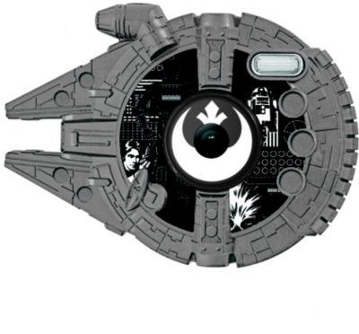 Lexibook star wars faucon millenium appareil photo - Appareil photo compact boulanger ...