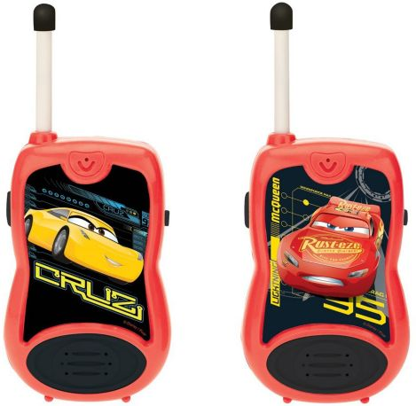 Talkie walkie LEXIBOOK TW12 Disney Cars