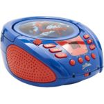 Radio CD LEXIBOOK RCD108SP Spider Man