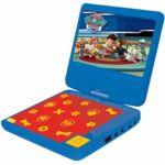 DVD Portable LEXIBOOK DVDP6PA Pat Patrou