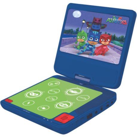 Lecteur DVD portable LEXIBOOK DVDP6PJM Pyjamasques