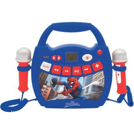Radio CD LEXIBOOK MP300SPZ SpiderMan