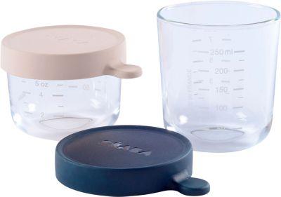 Accessoire Puériculture beaba 912654 coffret 2 portions verre