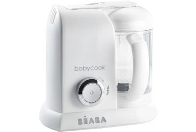Mixeur Cuiseur BEABA Babycook Solo 912675 White/silver
