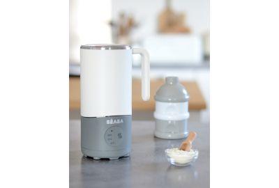 Chauf-biberon BEABA Milk Prep white/grey 912687