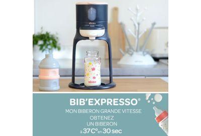 Chauf-biberon BEABA Bib expresso new Whi