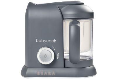 Robot BEABA Babycook Solo Dark Grey
