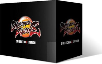 Jeu PS4 Namco Dragon Ball FighterZ Collector
