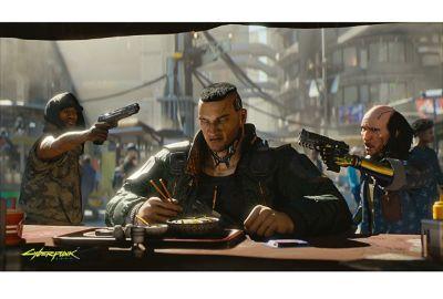 Jeu PS4 . Cyberpunk 2077