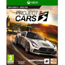 Jeu Xbox One NAMCO PROJECT CARS 3 XONE VF