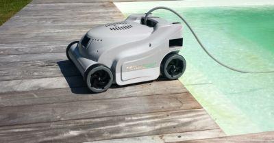 kwadoo - robot de piscine éléctrique