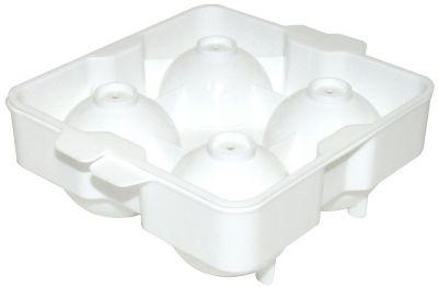 Bac À glaçons yoko pour 4 boules a glacons