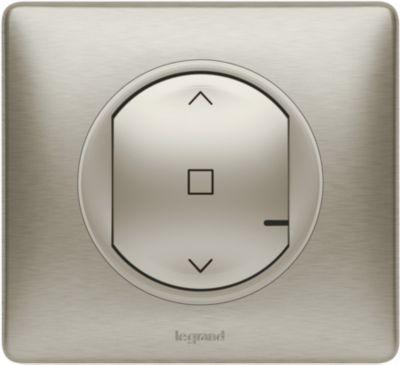 Interrupteur connecté Legrand Céliane with Netatmo Volet...