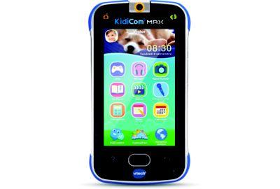 Bal. MP3 VTECH KidiCom Max Bleu