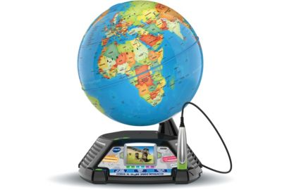 Jeu VTECH Genius XL - Globe vidéo interactif