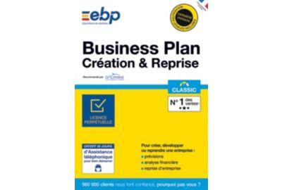 ESD EBP Business Plan Création & Reprise Classic