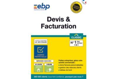 ESD EBP Devis et Facturation Classic