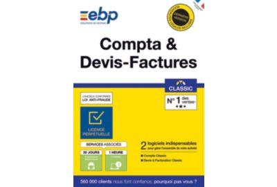 ESD EBP compta et Devis - Factures Classic
