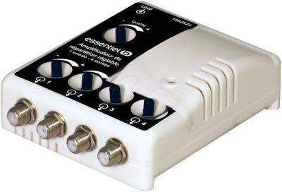Amplificateur Tv essentielb int 1entrée/4sorties filtré 4g