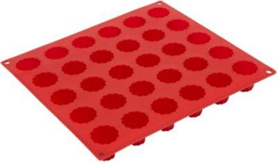 Moule en silicone Essentielb mini cannelés 30 empreintes