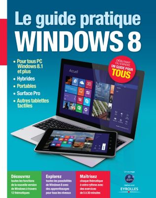 Librairie Informatique bdom+ l'univers ordi windows 8