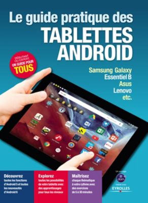 Librairie Informatique bdom+ l'univers tablette android v2