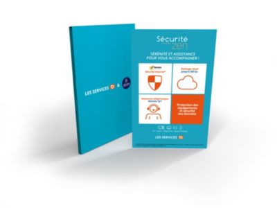 Services Bdom+ pack sécurité zen