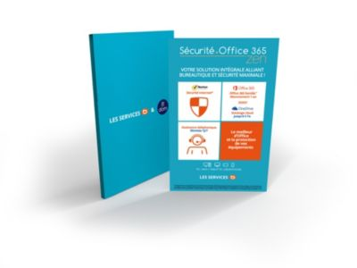 Services Bdom+ pack sécurité+office zen