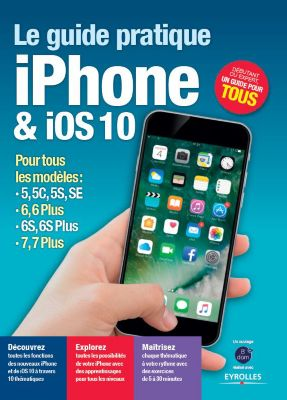 Librairie Informatique bdom+ l'univers iphone ios10