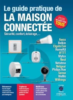 Librairie Informatique bdom+ livre bdom+ l'univers maison connectée