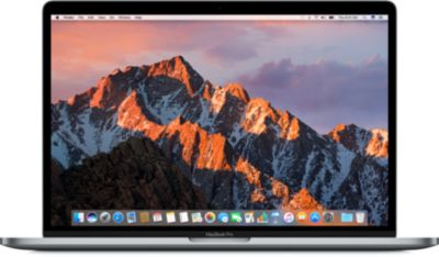Ordinateur Apple macbook cto pro 13 i7 touch bar 512go gris sid.