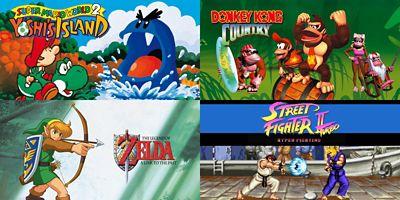 Console Super Nintendo Classic Mini