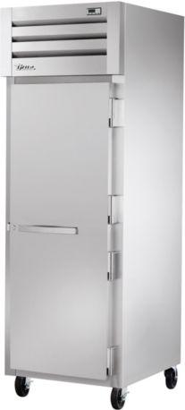 Armoire réfrigérée négative Pro TRUE STG1F-1S Charnière à droite