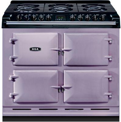 Piano de cuisson gaz AGA 6X4 GAZ MAUVE