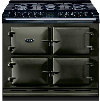 Piano de cuisson gaz AGA 6X4 GAZ ANTHRACITE