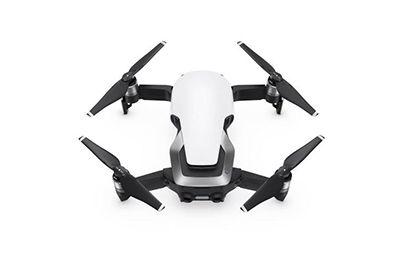 drone DJI Mavic air blanc