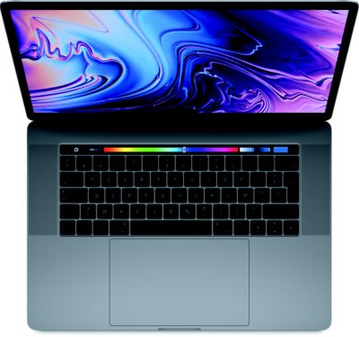 Ordinateur Apple macbook cto pro tb 15 i7 2.6 16go 1to gris s