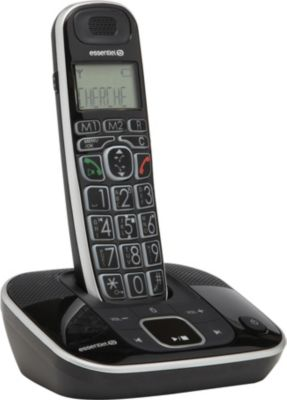 Téléphone sans fil Essentielb Confort V2 15.1
