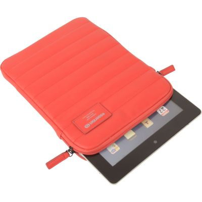 essentielb rouge pour tablette 8 39 39 housse protection