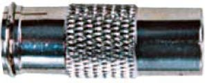 Adaptateur Câble tv/sat essentielb f mâle/9.52 femelle métal