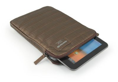 Essentielb tablette 8 39 39 marron housse protection for Boulanger etui tablette