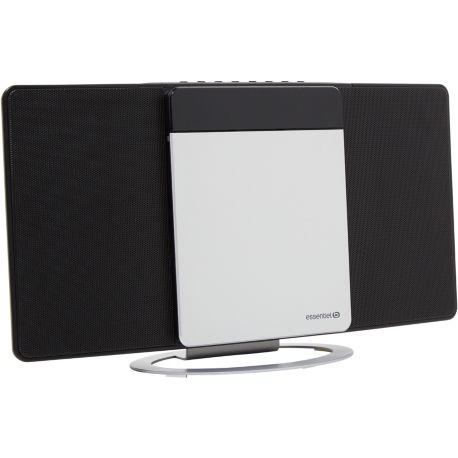 Micro chaîne ESSENTIELB CS2001BT Verticale Bluetooth NFC