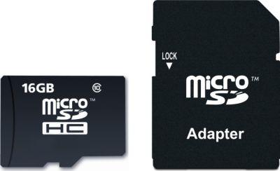 Carte Micro sd essentielb 16go micro sdhc loisir