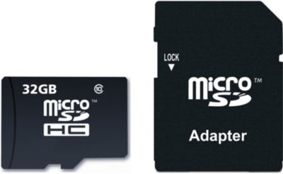 Carte Micro sd essentielb 32go micro sdhc loisir