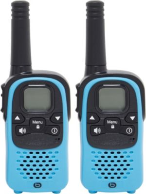 Talkie Walkie essentielb talk & walk bleu
