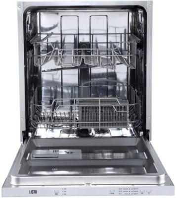 Listo lvi47 l1f lave vaisselle encastrable boulanger - Lave vaisselle encastrable boulanger ...